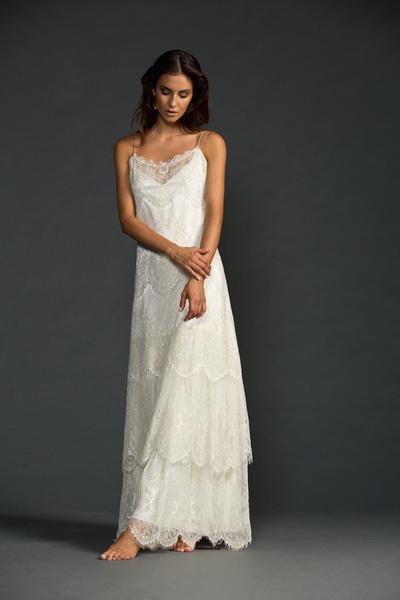 ЗАМУЖ НЕВТЕРПЕЖ: 10 самых красивых свадебных коллекций сезона | галерея [9] фото [8]