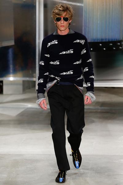 Неделя мужской моды в Милане: лучшие показы | галерея [2] фото [15]