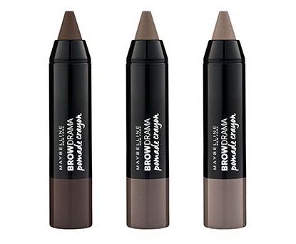 Карандаш-стик для бровей Brow Drama Pomade Crayon от Maybelline