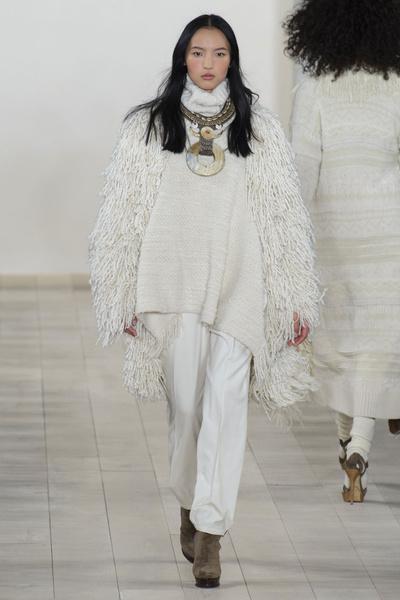 Показ Ralph Lauren на Неделе моды в Нью-Йорке | галерея [1] фото [21]