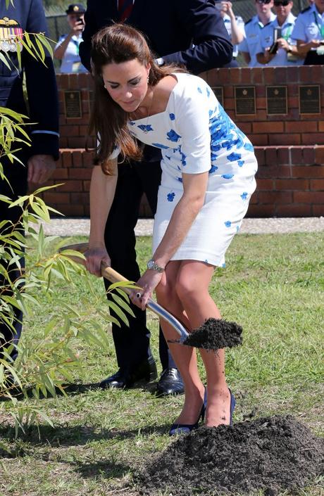 Кейт Миддлтон в Австралии