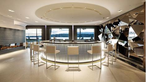 10 самых дорогих отельных номеров в мире | галерея [10] фото [2]