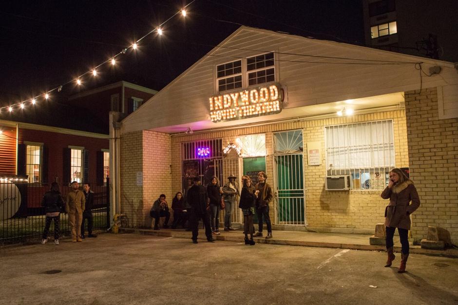 Кинотеатр Indywood Cinema
