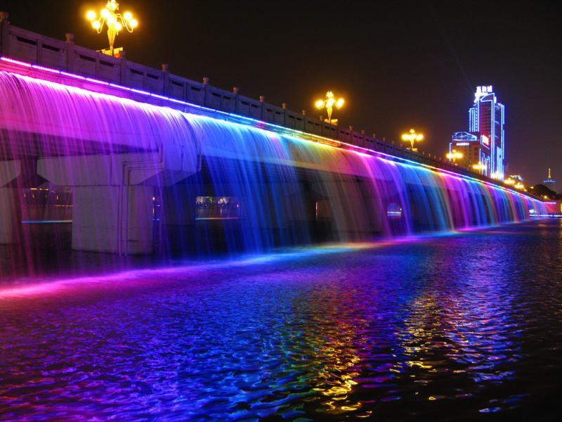 самые красивые фонтаны мира фото