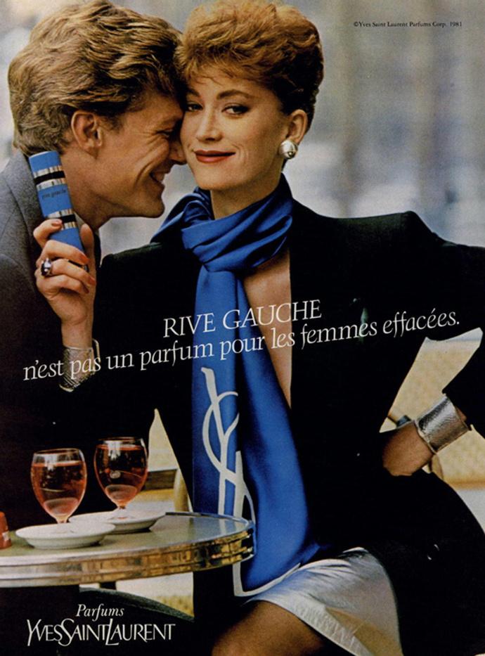 Аромат Rive Gauche, Yves Saint Laurent