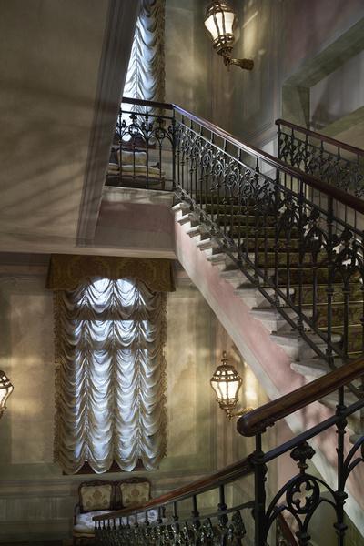 Архитектурное достояние Венеции: отель Gritti Palace | галерея [1] фото [5]