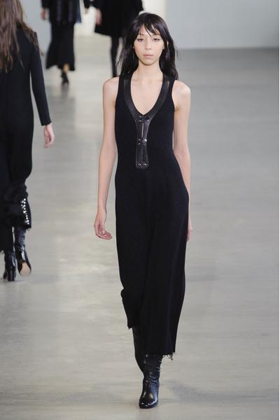 Показ Calvin Klein на Неделе моды в Нью-Йорке | галерея [1] фото [11]