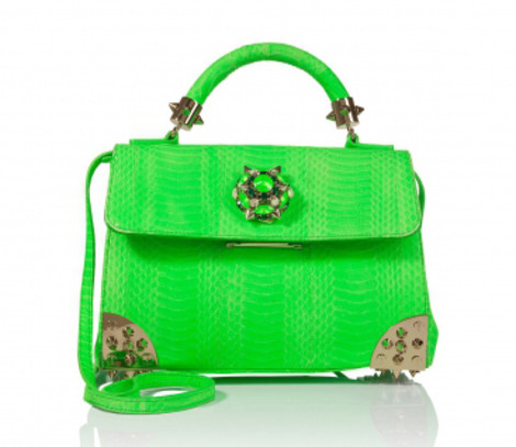 Philipp Plein Модные сумки весна лето 2015