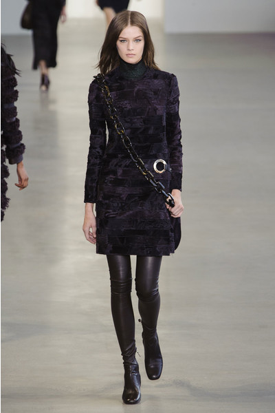 Показ Calvin Klein на Неделе моды в Нью-Йорке | галерея [1] фото [26]