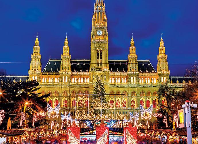 рождественские ярмарки 2013