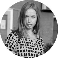 Юлия Горшкова, редактор моды Elle.ru