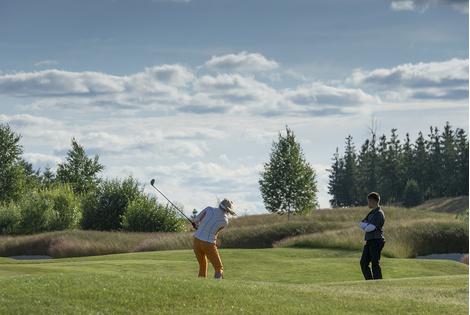 В гольф-клубе Agalarov Golf & Country Club прошел третий Чемпионат при поддержке ELLE фото 3