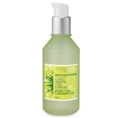 L'Occitane Angelica Hydra Vital Cleansing Gel