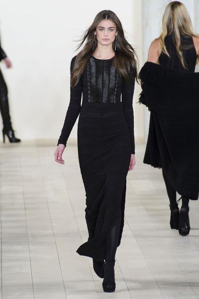 Показ Ralph Lauren на Неделе моды в Нью-Йорке | галерея [1] фото [15]