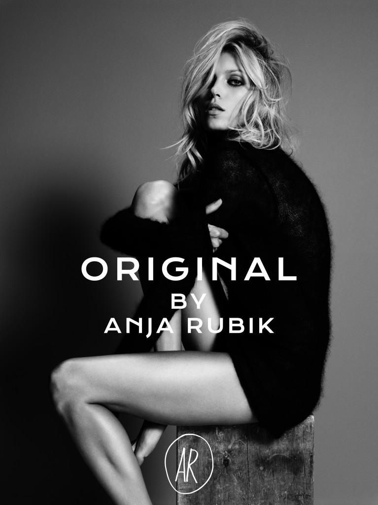 Аня Рубик в рекламе собственного аромата