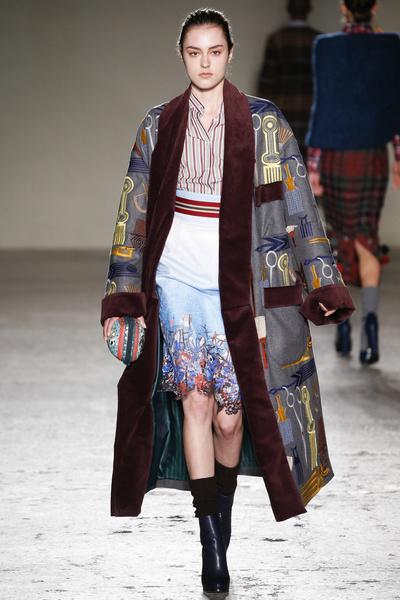 Неделя моды в Милане: день первый | галерея [1] фото [5]