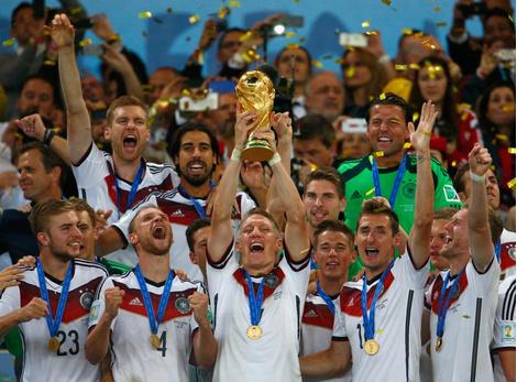 Сборная Германия – Чемпионы мира по футболу