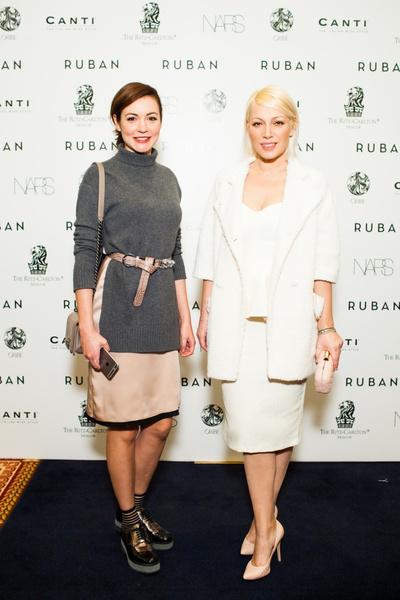 Показ осенне-зимней коллекции Ruban на Mercedes-Benz Fashion Week RussiaПоказ осенне-зимней коллекции Ruban на Mercedes-Benz Fashion Week Russia | галерея [1] фото [1]