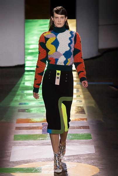 Неделя моды в Лондоне: день четвертый | галерея [2] фото [5]