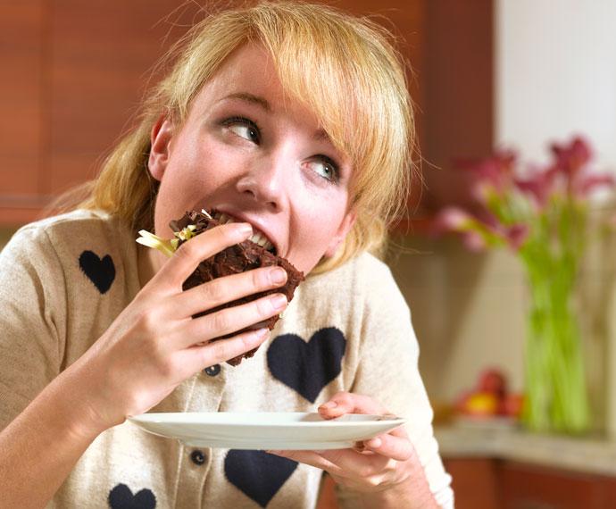 Как бороться с аппетитом?