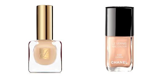 Estee Lauder Nudité, Chanel Le Vernis Emprise