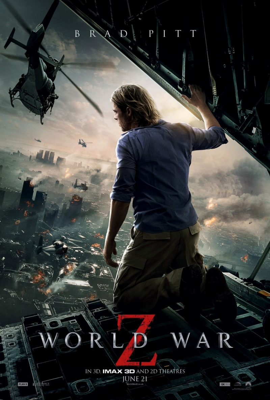 №2. «Война миров Z» (World War Z), 2013