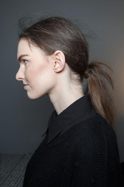 Бьюти-тренды всех Недель моды fw 2015 | галерея [6] фото [1] Sally LaPointe