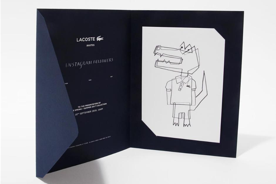 Показ Lacoste в Нью-Йорке