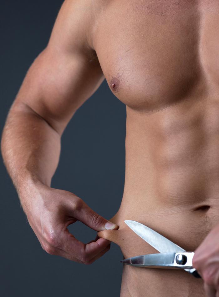 Пластическая хирургия для мужчин 3