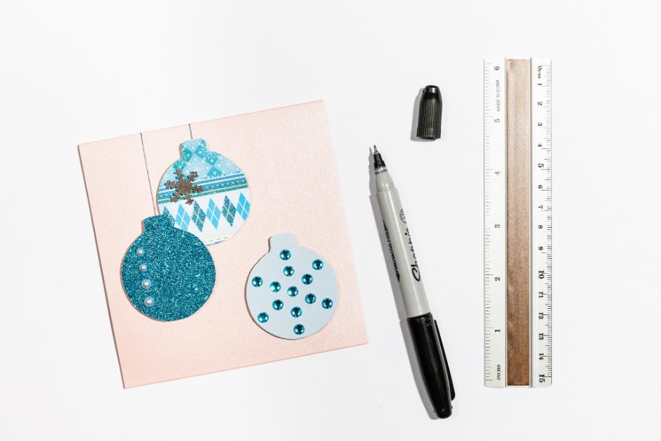 Интересные открытки на новый год инструкция