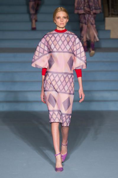 Неделя моды в Лондоне: 21 февраля | галерея [1] фото [7]