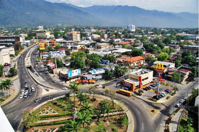 Сан-Педро-Сула, Гондурас