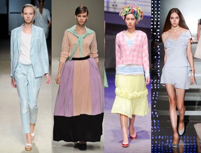 Неделя моды в Токио