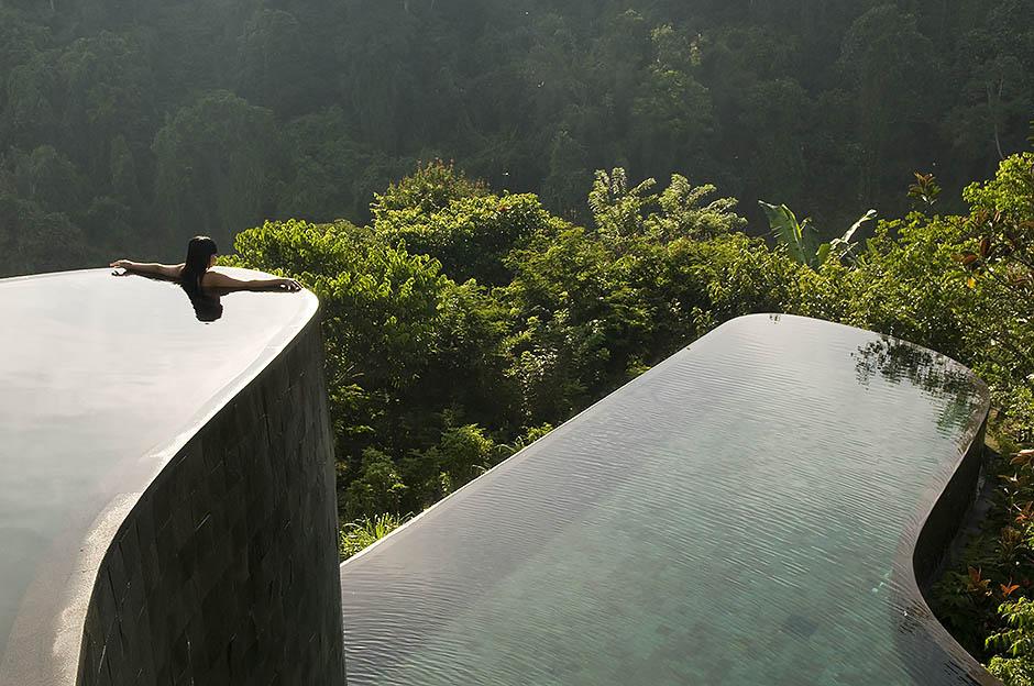 Ubud Hanging Gardens, Индонезия