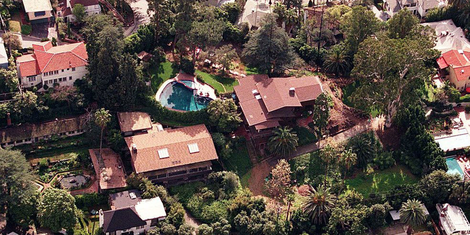 Вилла в Лос-Анджелесе, США