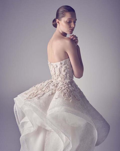ЗАМУЖ НЕВТЕРПЕЖ: 10 самых красивых свадебных коллекций сезона | галерея [1] фото [13]