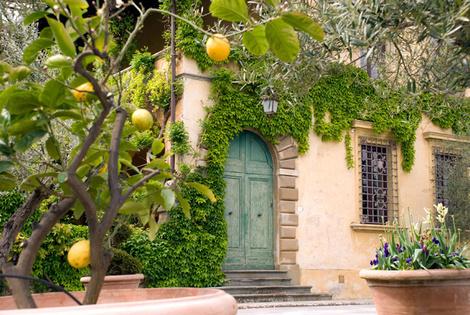 Дома звезд: вилла Стинга в Тоскане | галерея [1] фото [8]