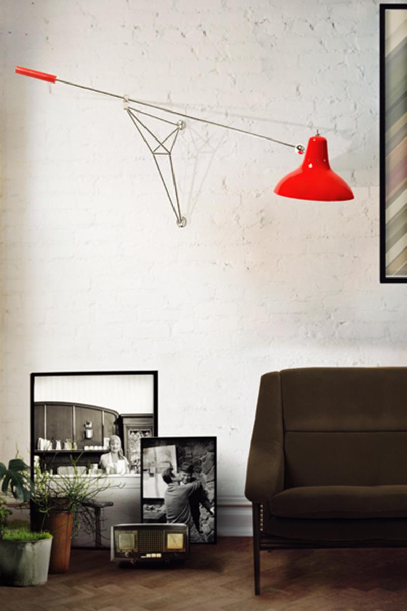 Лампа diana wall от Delightfull