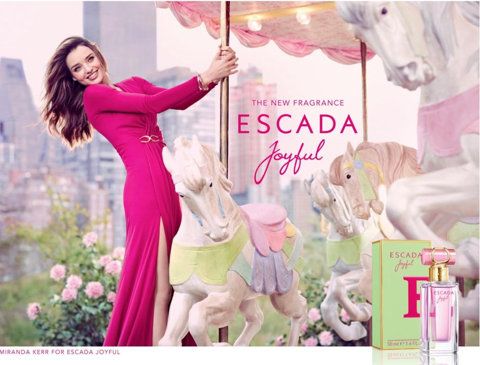 Ароматы 2014 года: Escada Joyful