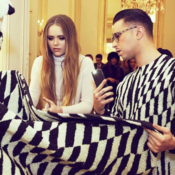 От первого лица: Неделя моды Haute Couture глазами редактора ELLE | галерея [5] фото [3]