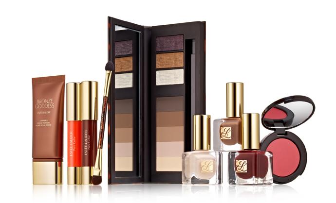 Estēe Lauder выпустил летнюю коллекцию макияжа Bronze Goddess