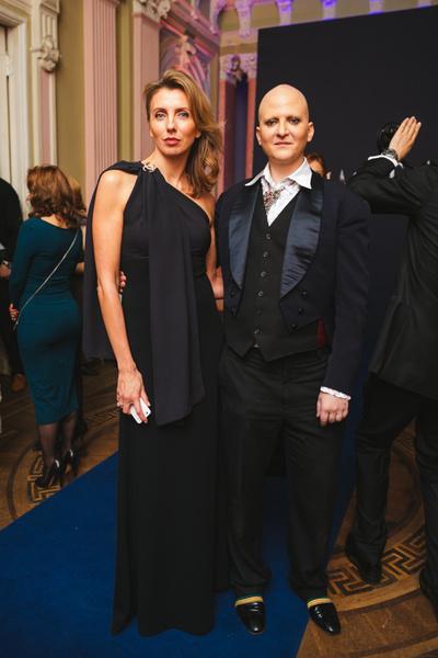 Светлана Бондарчук и Али Махдави