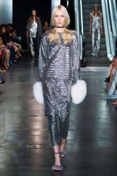 Дотянуться до звезд: показ коллекции A LA RUSSE Anastasia Romantsova осень-зима 2015-2016 | галерея [2] фото [18]