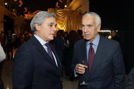 Чезаре Мария Рагальини (Посол Италии), Андреа Моранте (Pomellato)