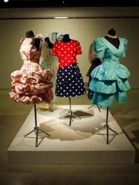 Выставка из коллекции Александра Васильева «Мода 80-х»