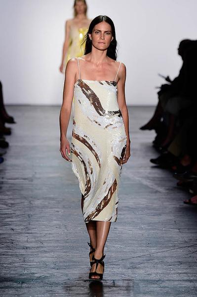 Неделя моды в Нью-Йорке 2015: день шестой | галерея [2] фото [2]