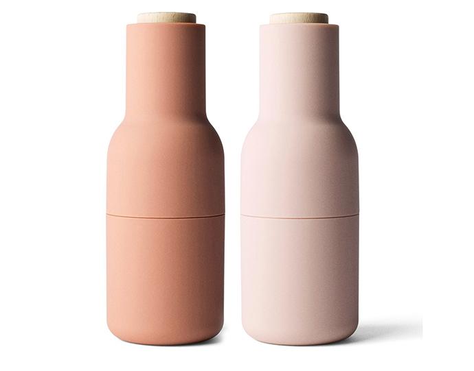 Набор мельниц для специй Bottle Mini, Menu, www.designboom.ru