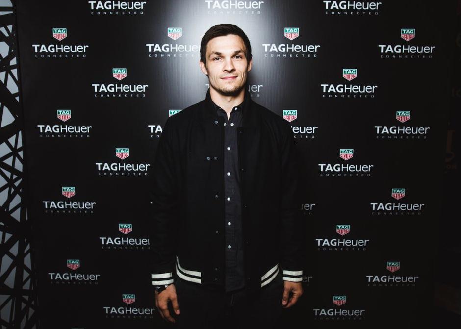 Mujuice выступил на вечеринке TAG Heuer