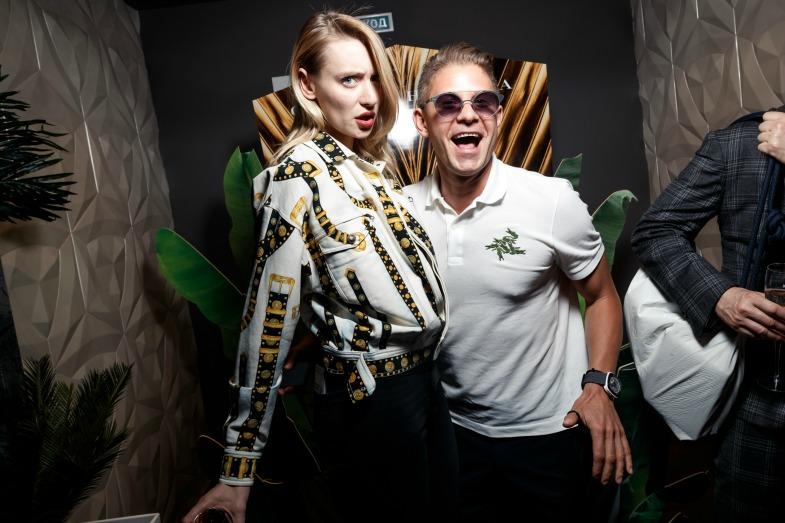 Party Time: в Москве прошла вечеринка Carolina Herrera