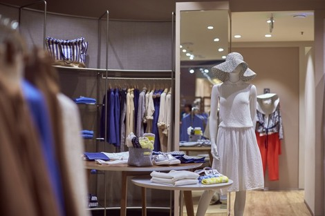 Viva, Italia: в Москве открылся новый бутик Stefanel | галерея [1] фото [2]
